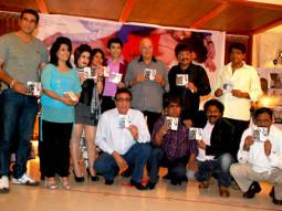 Photo Of Mukesh Rishi,Madhushree,Alisa Khan,Rakhi Vohra,Pavan Sharma,Vinod Chhabra,Prem Chopra,Shravan Kumar,Dinesh Arjuna From The Audio release of 'My Husband's Wife'