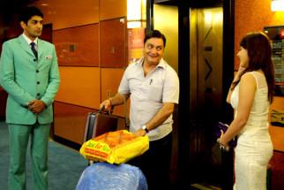 Movie Still From The Film Bheja Fry 2,Vinay Pathak,Minissha Lamba