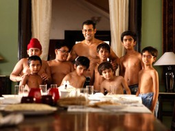 Movie Still From The Film Chillar Party,Salman Khan