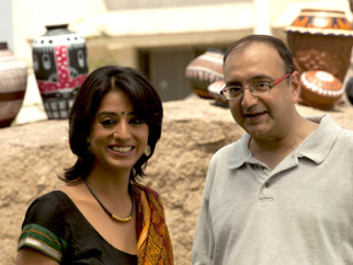 Movie Still From The Film Buddha In A Traffic Jam,Mahie Gill,Viveck Vaswani