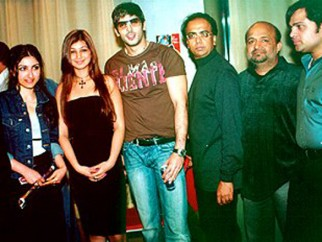 Photo Of Soha Ali Khan,Ayesha Takia Azmi,Zayed Khan,Anant Mahadevan,Sameer,Himesh Reshammiya From The Party Of 'Dil Maange More...'