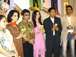 Photo Of Rajeshwari Sachdev,Sukhwinder Singh,Neha Dubey,Parvin Dabbas,Sanjay Singh From The Audio Launch Of The Perfect Husband