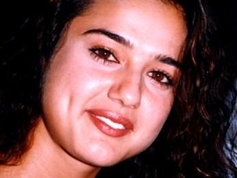 Photo Of Preity Zinta From The Audio Release Of Chori Chori Chupke Chupke