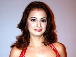 Photo Of Dia Mirza From The Audio Release Of Fight Club