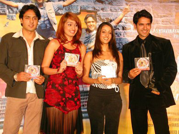 Photo Of Iqbal Khan,Netanya Singh,Raima Sen,Anuj Sawhney From The Audio Release Of Fun2shh... - Dudes In The 10th Century