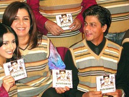 Photo Of Amrita Rao,Farah Khan,Shahrukh Khan From The Audio Release Of Main Hoon Na