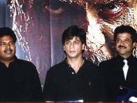 Photo Of Shankar,Shahrukh Khan,Anil Kapoor  From The Audio Release Of Nayak
