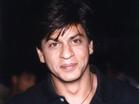 Photo Of Shahrukh Khan From The Audio Release Of Nayak