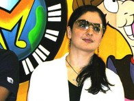 Photo Of Pooja Bhatt From The Audio Release Of Paap