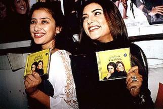 Photo Of Manisha Koirala,Sushmita Sen From The Audio Release Of Paisa Vasool