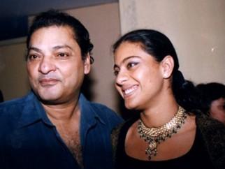 Photo Of S. Mukherjee,Kajol From The Audio Release Of Raju Chacha