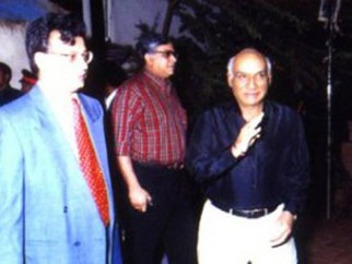 Photo Of Yash Chopra From The Audio Release Of Refugee