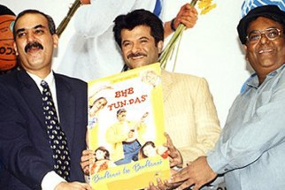Photo Of Uday Mathur,Anil Kapoor,Satish Kaushik From The Book Release Of Badhaai Ho Badhaai