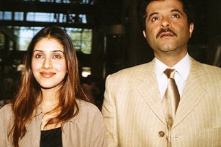 Photo Of Kirti Reddy,Anil Kapoor From The Book Release Of Badhaai Ho Badhaai