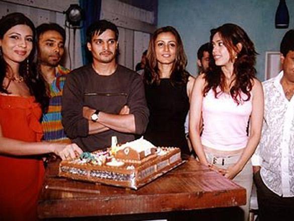 Photo Of Namrata Shirodkar,Hrishita Bhatt,Uday Chopra,Tigmanshu Dhulia,Jimmy Shergill From The 'Charas' Celebration Party