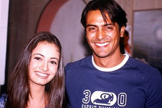 Photo Of Diya Mirza,Arjun Rampal From The Deewaanapan Press Meet
