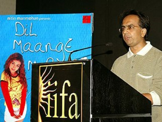 Photo Of Anant Mahadevan From The Dil Maange More Press Meet At IIFA,Singapore