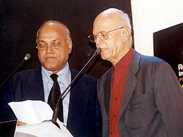 Photo Of Manmohan Shetty,Yash Johar From The FPGI Awards Nomination Night