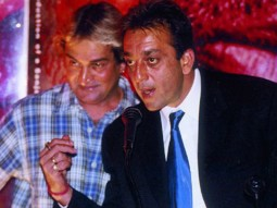 Photo Of Mahesh Manjrekar,Sanjay Dutt From The Kaante Movie Completion Party