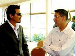 Photo Of Arjun Rampal,Taran Adarsh From The Launch Of Vaada