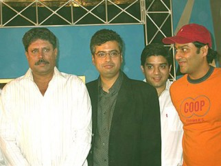 Photo Of Kapil Dev From The Mahurat Of Aryan
