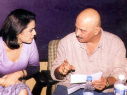 Photo Of Preity Zinta,Rakesh Roshan From The Mahurat Of Koi Mil Gaya