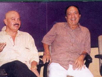 Photo Of Rakesh Roshan,Mohan Kumar,J.Om Prakash From The Mahurat Of Koi Mil Gaya