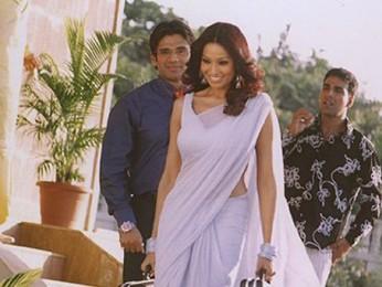 Photo Of Paresh Rawal,Suneil Shetty,Bipasha Basu,Akshay Kumar From The Mahurat Of Phir Hera Pheri