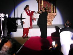 Photo Of Mahesh Manjrekar,Amar Singh From The Mahurat Of Viruddh