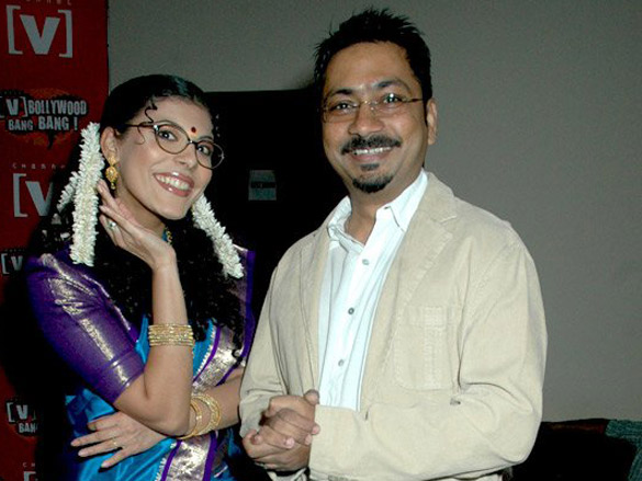 Photo Of Lola Kutty From The Channel V Launches India's First Live Film