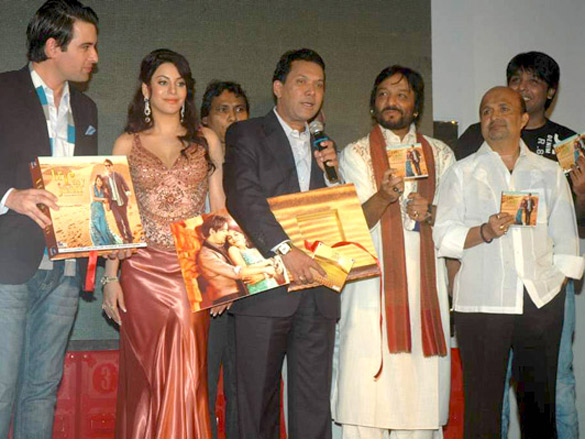 Photo Of Mikaal Zulfikaar,Priti Soni,Aron Govil,Roop Kumar Rathod,Sameer,Darshan From The Audio release of 'U R My Jaan'