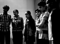 On The Sets Of The Film Bubble Gum Featuring Sohail Lakhani,Apurva Arora,Sachin Khedekar,Tanvi Azmi,Virendra Saxena