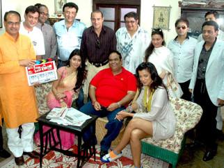 On The Sets Of The Film Gali Gali Mein Chor Hai Featuring Akshaye Khanna,Shriya Saran,Mugdha Godse,Anu Kapoor,Satish Kaushik,Akhilendra Mishra,Vijay Raaz,Ashok Samarth,Rajpal Yadav,Shashi Ranjan,Vipin Sharma,Arun Verma,Amit Mistry(1)