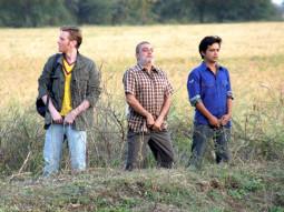 Movie Still From The Film Jo Dooba So Paar - It's Love in Bihar!,Alexx O'Neil,Vinay Pathak,Anand Tiwari