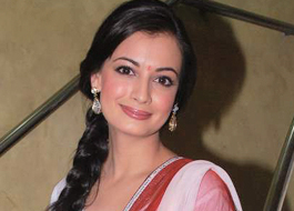 Live Chat: Dia Mirza on October 10 at 1600 hrs IST