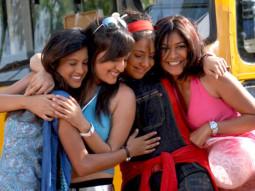 Movie Still From The Film Aamras,Vega Tamotia,Ntasha Bhardwaj,Anchal Sabharwal