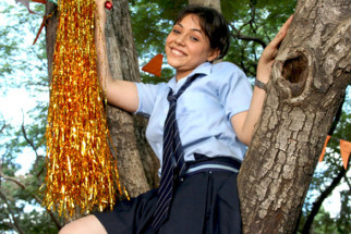 Movie Still From The Film Aamras,Vega Tamotia,Maanvi Gagroo,Ntasha Bhardwaj