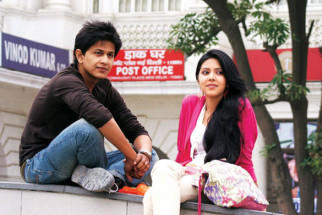 Movie Still From The Film Shakal Pe Mat Ja,Shubh,Umang Jain