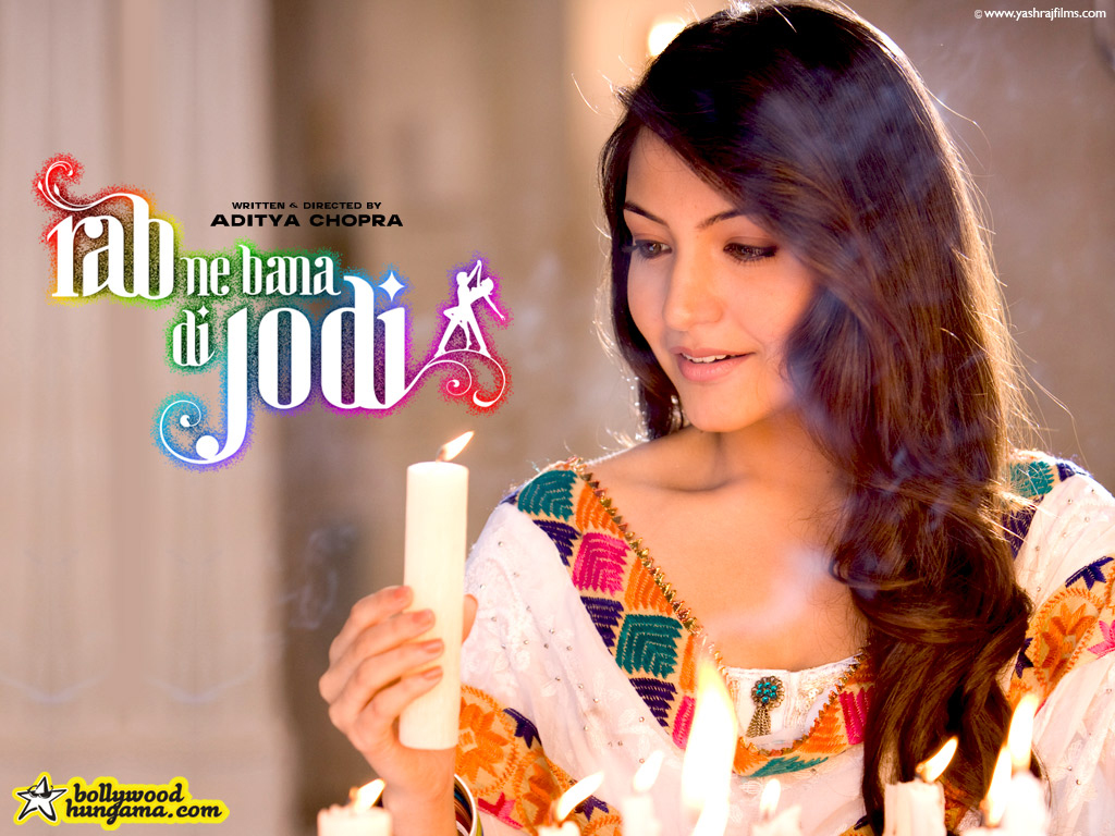 rab ne bana di jodi 2008 wallpapers | anushka-sharma-3 - bollywood