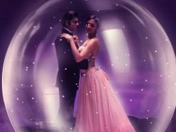 Movie Still From The Film Om Shanti Om,Shahrukh Khan,Deepika Padukone