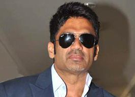 Suniel Shetty's new resolve