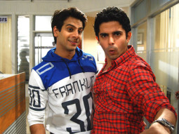 Movie Still From The Film Love Possible,Karan Mehra,Raj Singh Arora