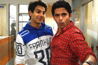 Movie Still From The Film Love Possible,Karan Mehra,Raj Singh Arora