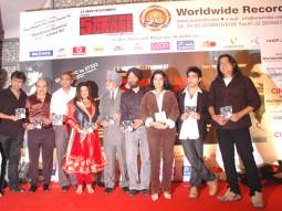 Photo Of Faisal Saif,Bandana Sharma,Kavita Radheshyam,Abhishek Kumar From The Audio release of '5 Ghantey Mien 5 Crore'