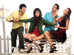 Movie Still From The Film Tutiya Dil,Sidhant Kapur,Suzanna Mukherjee,Nikhil Sabharwal,Iris Maity