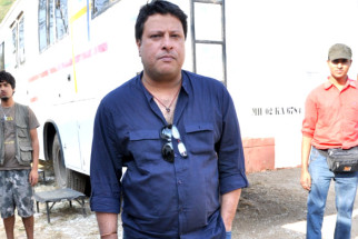 On The Sets Of The Film Pranam Walekum Featuring Tigmanshu Dhulia