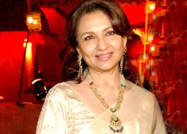 Sharmila Tagore receives Lifetime Achievement Award