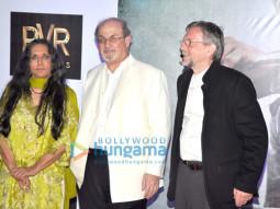 Deepa Mehta, Salman Rushdie, David Hamilton