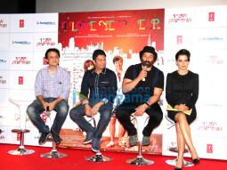 Vinay Sapru, Bhushan Kumar, Sunny Deol, Kangna Ranaut