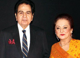 Dilip, Saira inaugurate road named after Joy Mukherjee